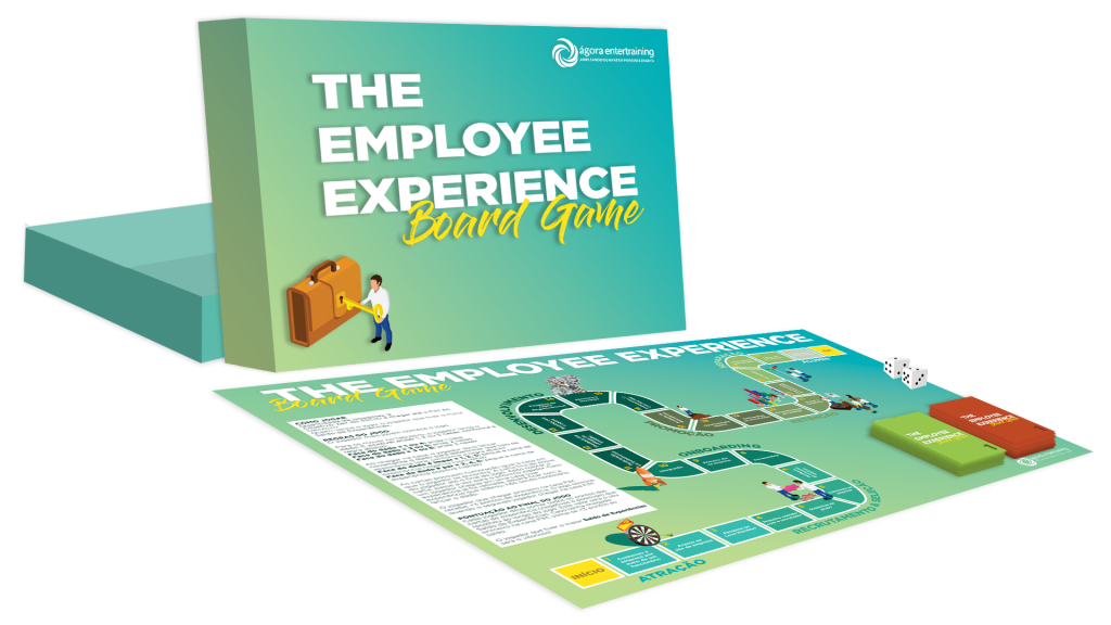 employee experience board game