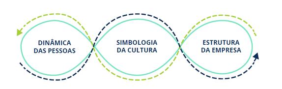 dinâmica da cultura organizacional